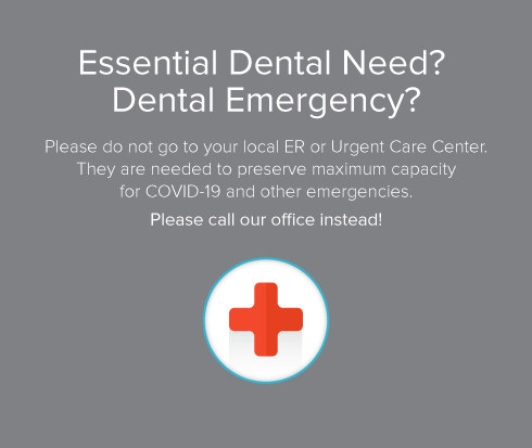 Essential Dental Need & Dental Emergency - Harper's Preserve Dentistry